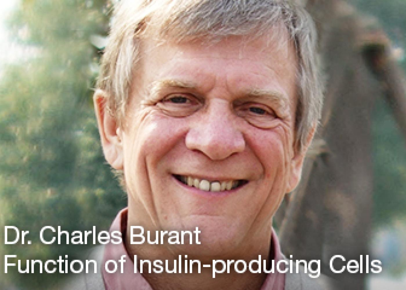 Charles burant headshot