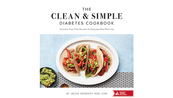 Cover of The Clean and Simple Diabetes Cookbook
