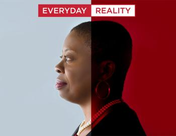 Everyday Reality campaign image - Tracey D. Brown